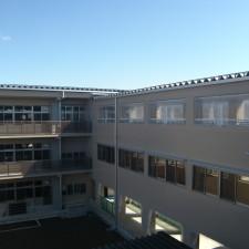 吉田小学校機械設備工事